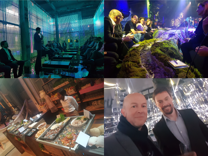 Smart Plants at EY Accelerating Entrepreneurs event