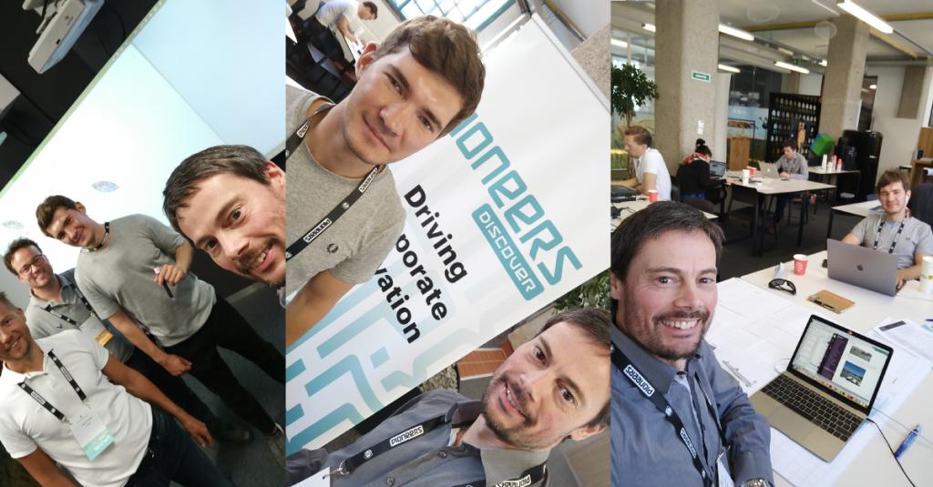 Smart Plants at Pioneers Industry 4.0 Hackathon - Austria