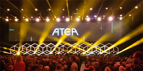 Atea's Annual Tech Founder competition.
